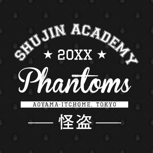 Persona 5 Baseball Logo | Shujin Academy Phantoms