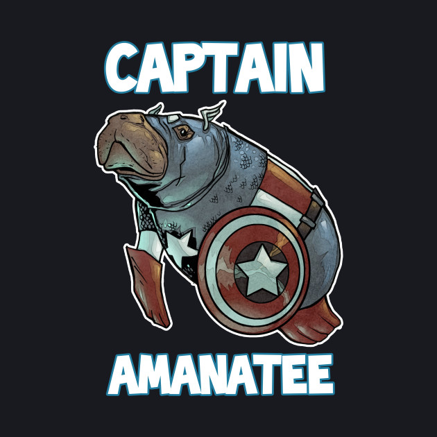 Captain Amanatee