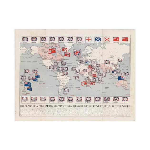 Vintage british empire world map 1910 world map phone case 2340296 0 gumiabroncs Choice Image