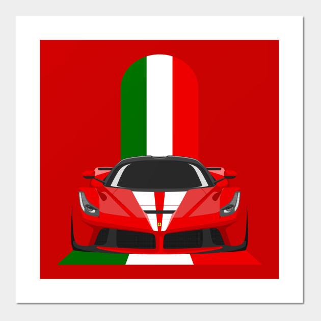 Ferrari Ferrari Posters And Art Prints Teepublic