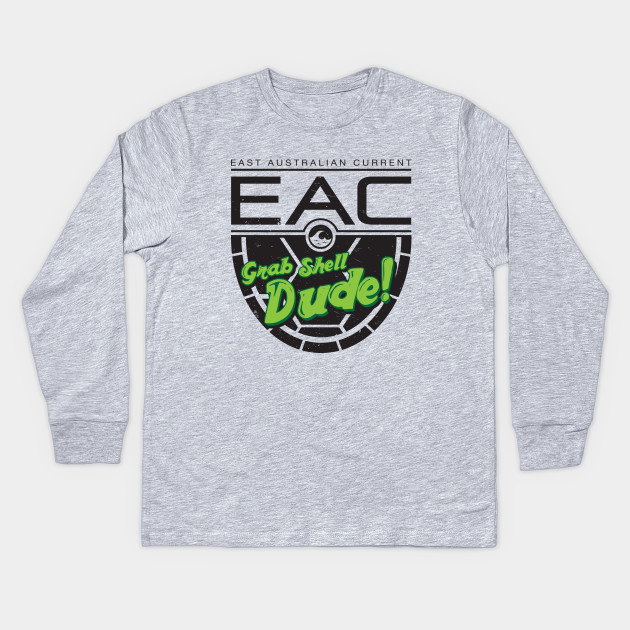 The EAC - Surfing - Kids Long Sleeve T-Shirt  5c1e02e60