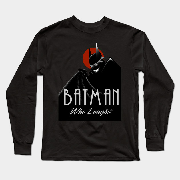 logo Hoodie Men/'s Batman the animated series 90/'s