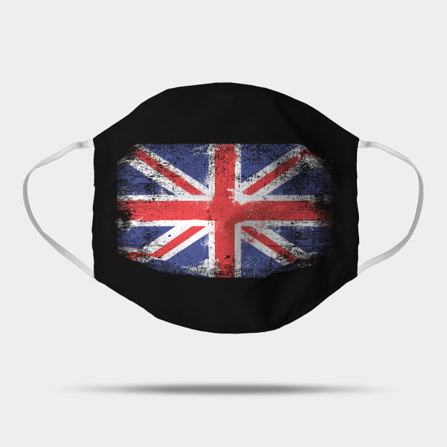Union Jack Distressed