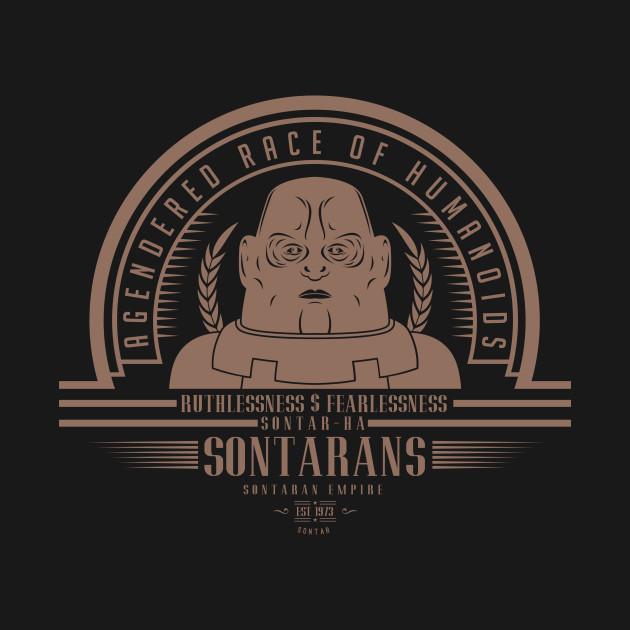 Sontarans T-Shirt