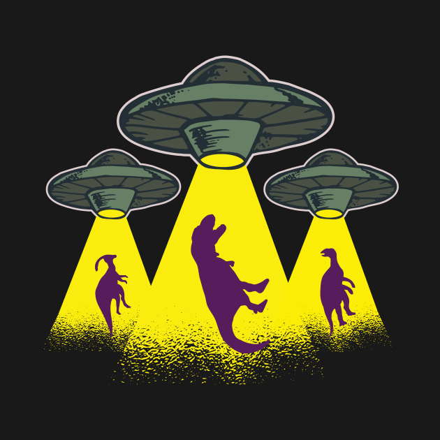 Dinosaurs and UFOs