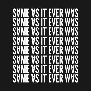 4bd28320 David Byrne T-Shirts | TeePublic