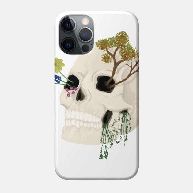 Overgrown Skull