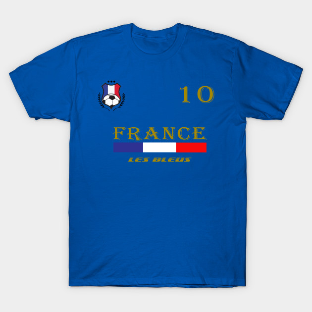 on sale 0d72b 285d0 Soccer Jersey France T-shirt Football Team World Flag Gift