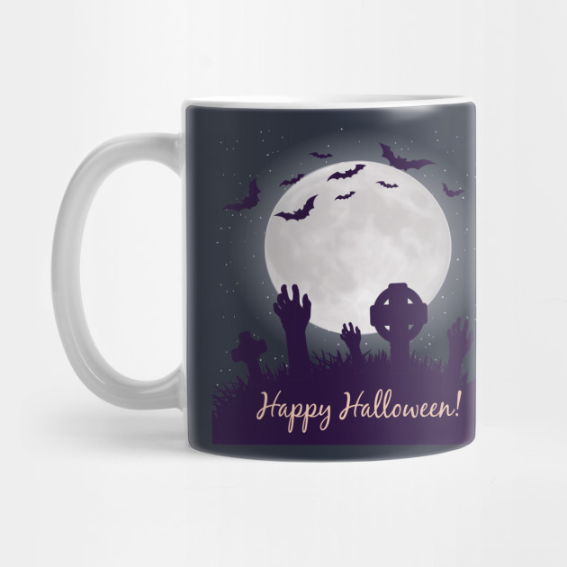 Happy Halloween - Halloween Shirt Mug