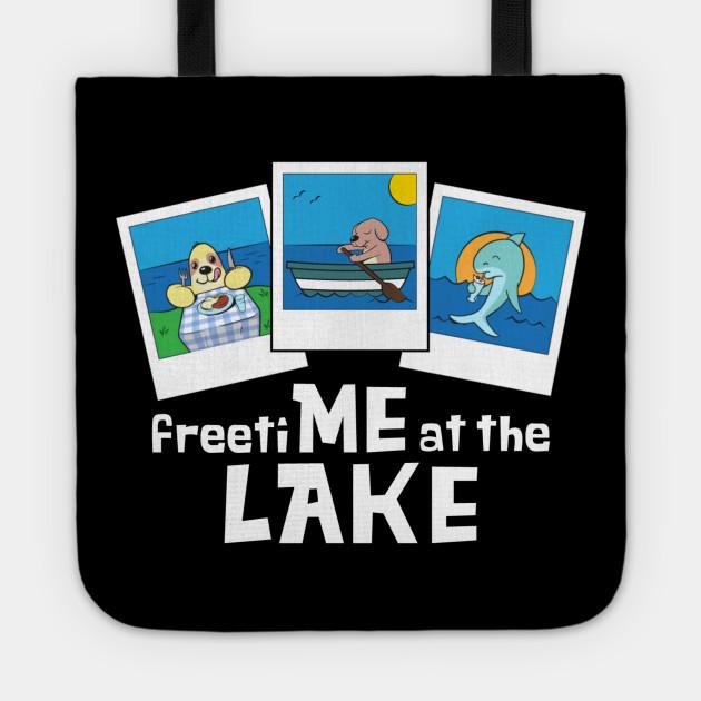 Freetime At The Lake