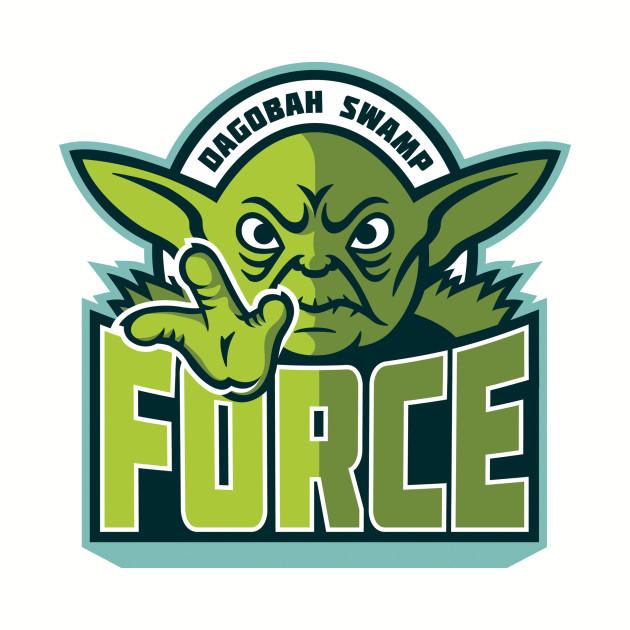Dagobah Swamp Force