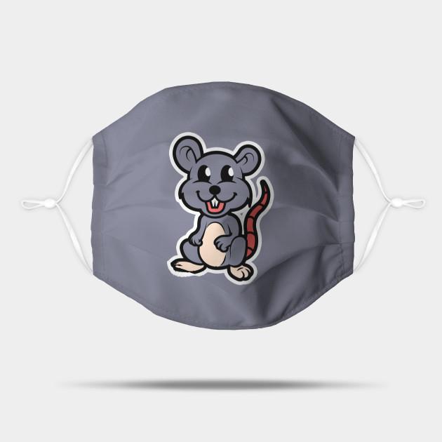 Mouse - Cartoon Island - Great Gift Idea