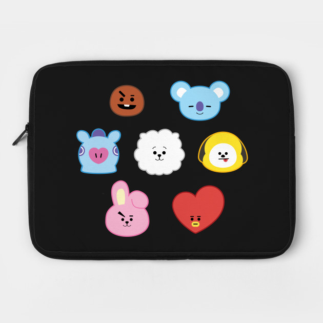 info for a93f2 e7a3a BTS BT21 by yoshfridays