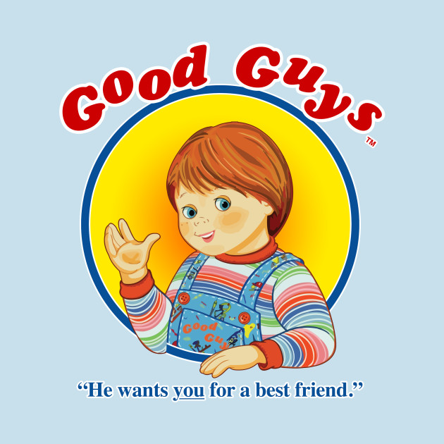 Good Guys Vintage T Shirt Teepublic