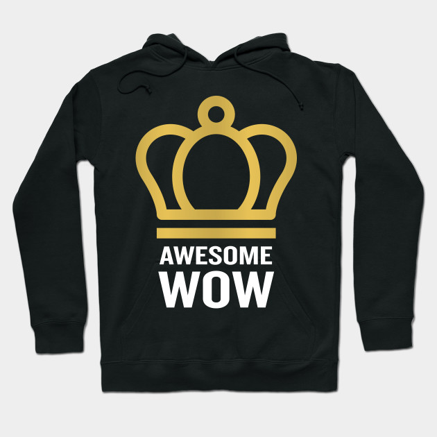 Awesome Hat Of King Wow Gold Crown Epic Tee