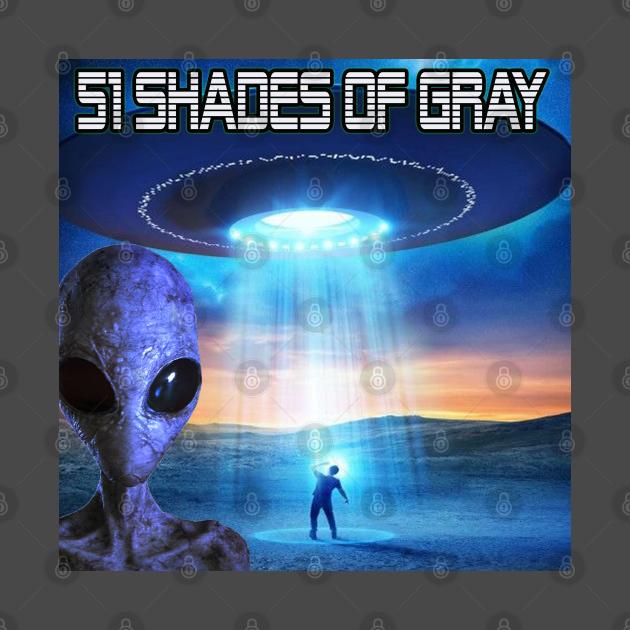 51 SHADES OFGRAY