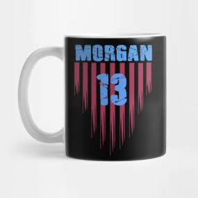 new arrival e68d7 dbb72 Megan Rapinoe Jersey Mugs   TeePublic