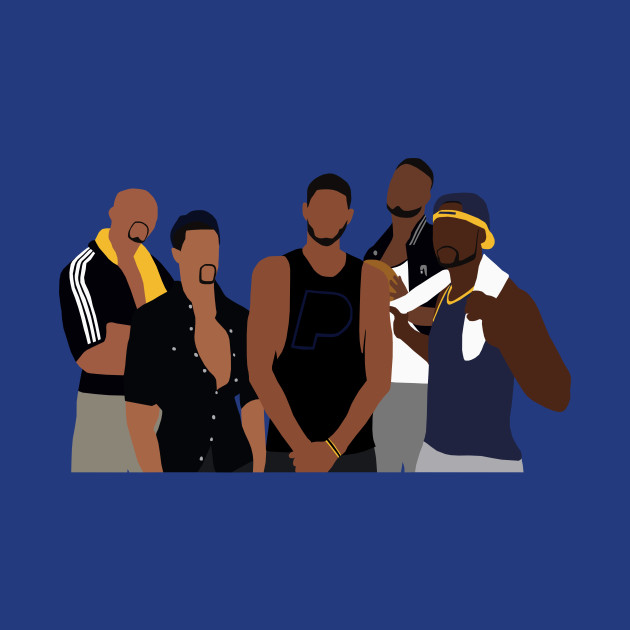 Indiana Pacers GQ Photoshoot