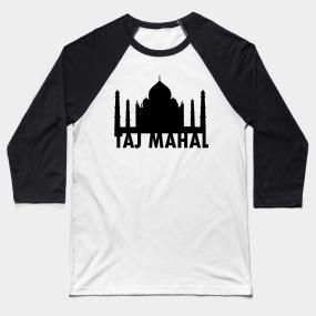 4047bf101 Taj Mahal Baseball T-Shirts   TeePublic