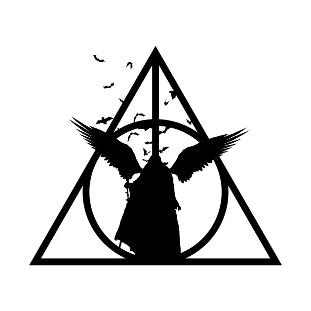 Harry Potter Deathly Hallows Tale Of The 3 Brothers Another