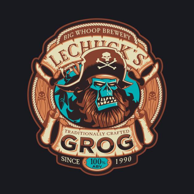 Ghost Pirate Grog