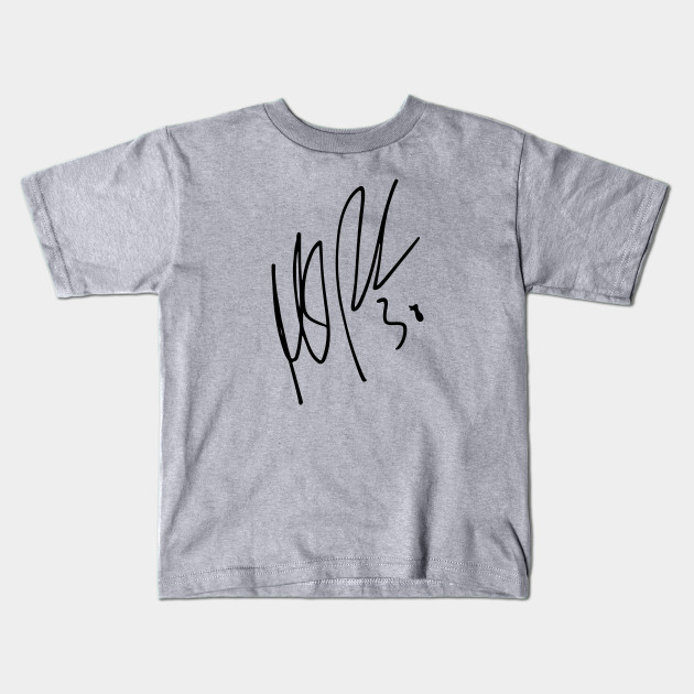 Martin Brodeur S Signature Martin Brodeur Kinder T Shirt