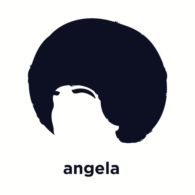 Angela Davis (Hirsute History)