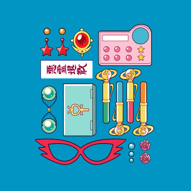 Inner Senshi Starter Kit
