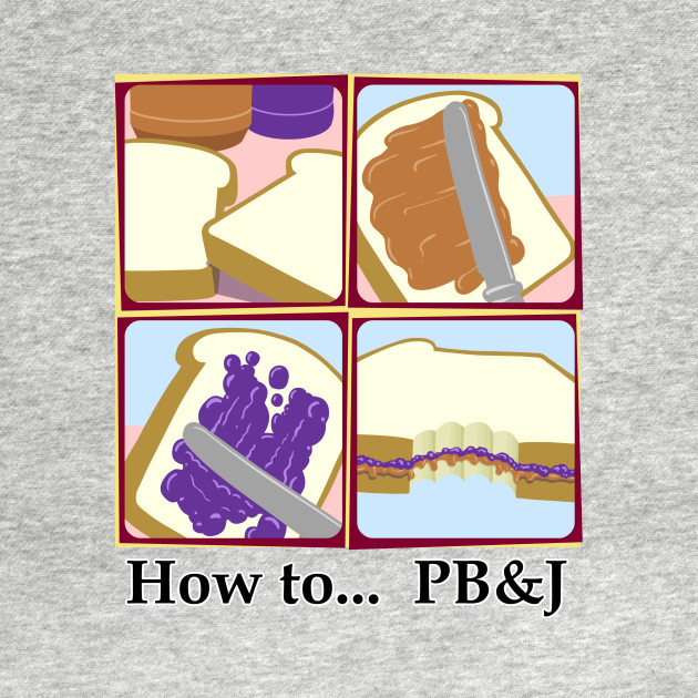 How to... PB&J