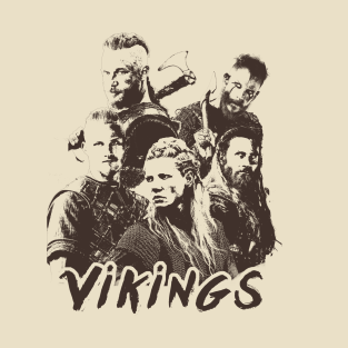 f677155aa Vikings T-Shirts | TeePublic
