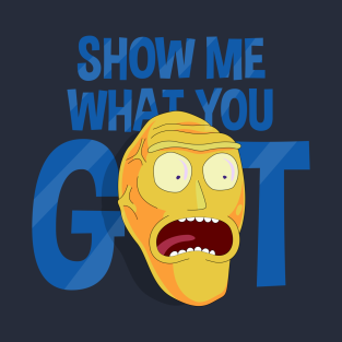 Show Me What You Got!!