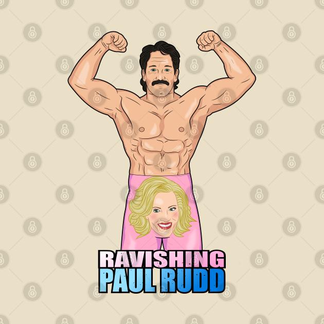 Ravishing Paul Rudd