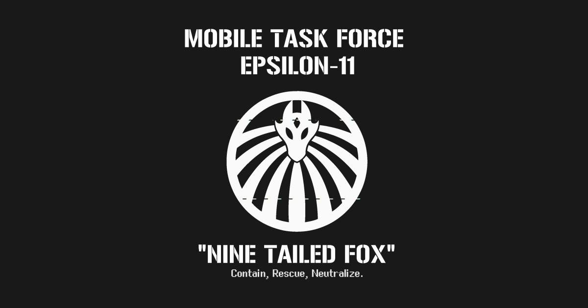 Mobile Task Force Nine Tailed Fox by mellowdellow