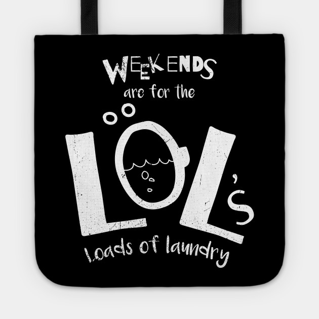 Weekend Laundry