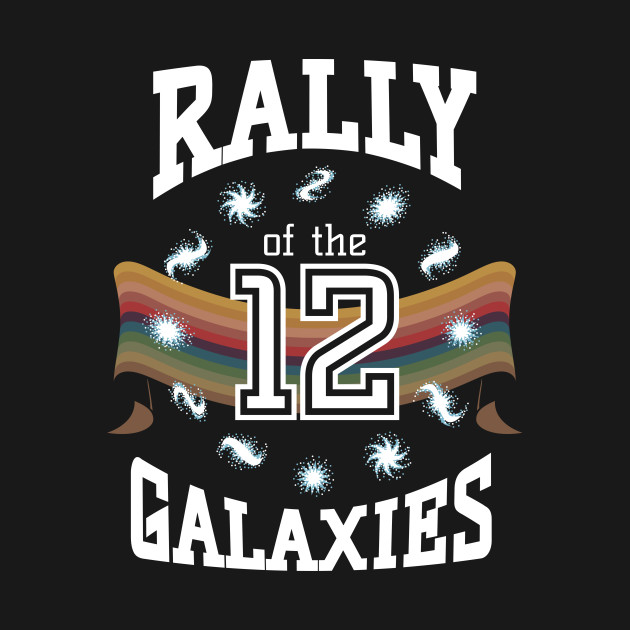 Rally of the 12 Galaxies