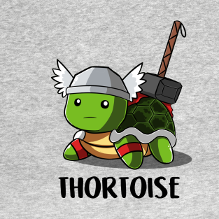 Thortoise t-shirts