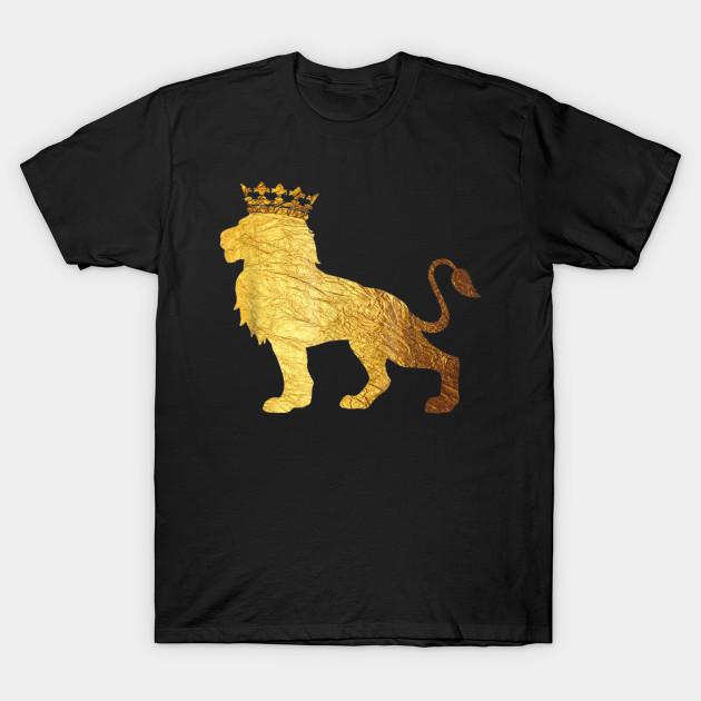 lion shirt mens