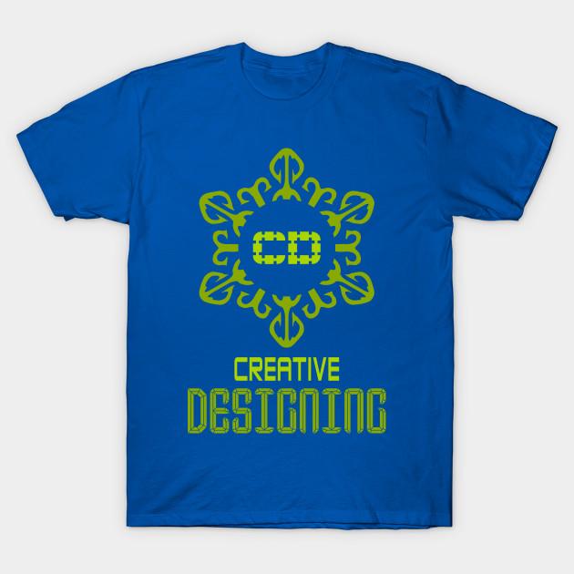 c592eaedf creative designing - Creative - T-Shirt | TeePublic