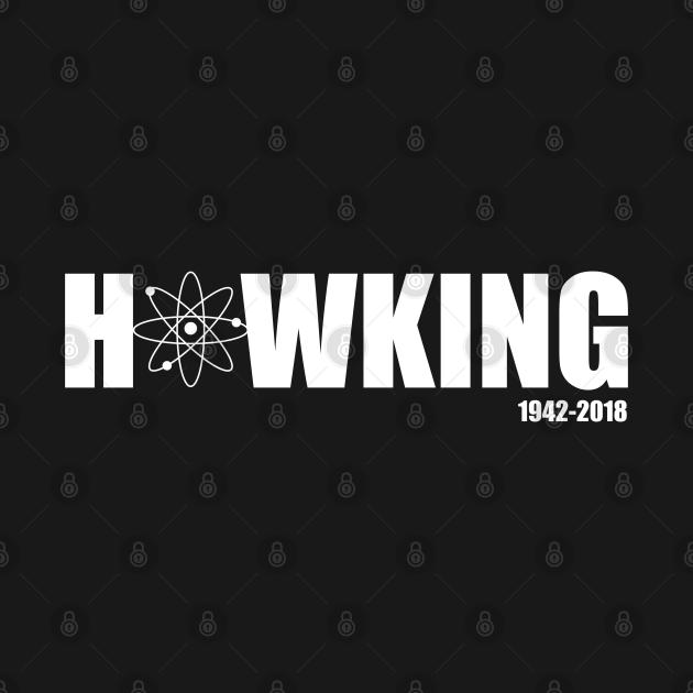 RIP Professor Stephen Hawking 1942-2018