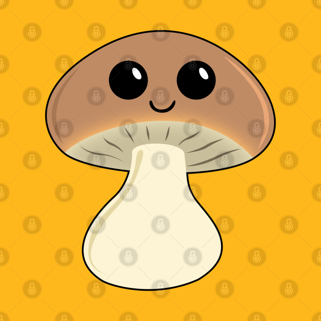 Cute Shroom - Drug Buddies