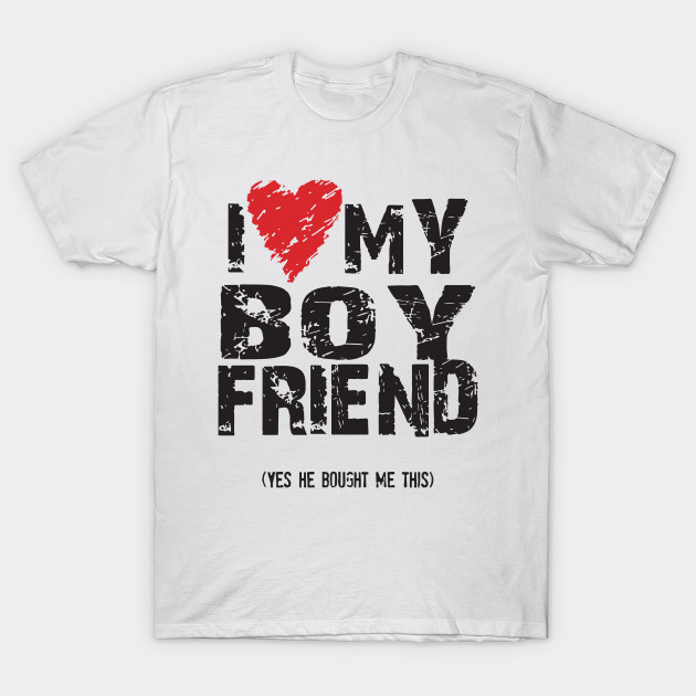 Its My Birthday T Shirtslgbt I Love Heart My Boyfriend Men Guy Gay