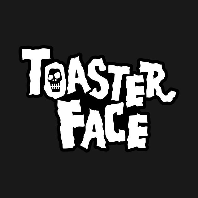 Venture Bros - Toaster Face