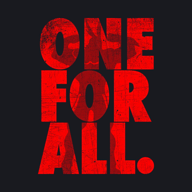 All Might - One for all