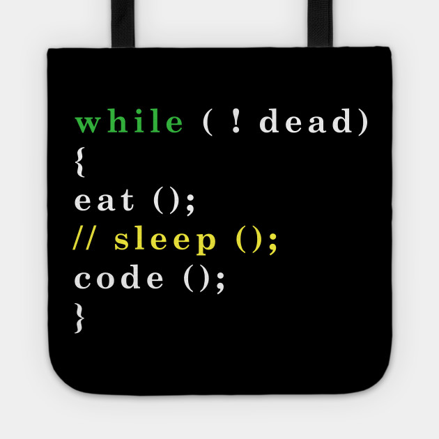 f77a60d80 Funny Computer Science Programmer Eat Sleep Code T-Shirt - Computer ...