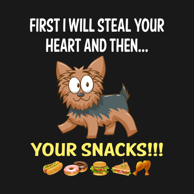 Steal Heart Yorkshire Terrier 24