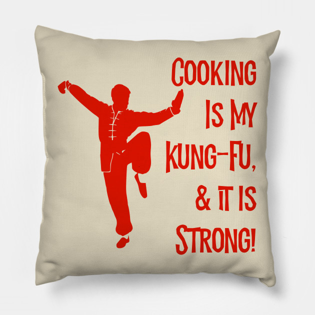 Cooking Is My Kung-Fu!
