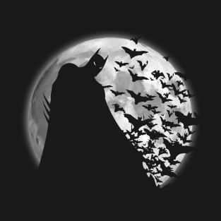 Shadow Under the Moon t-shirts