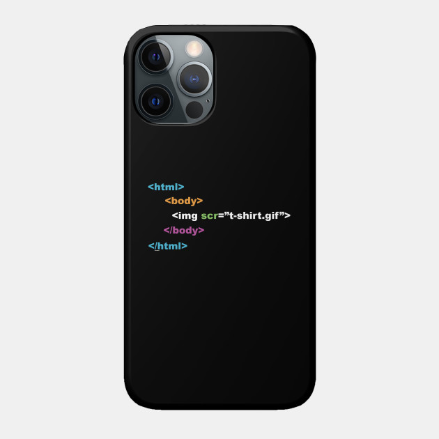 HTML Gift for Computer Geeks