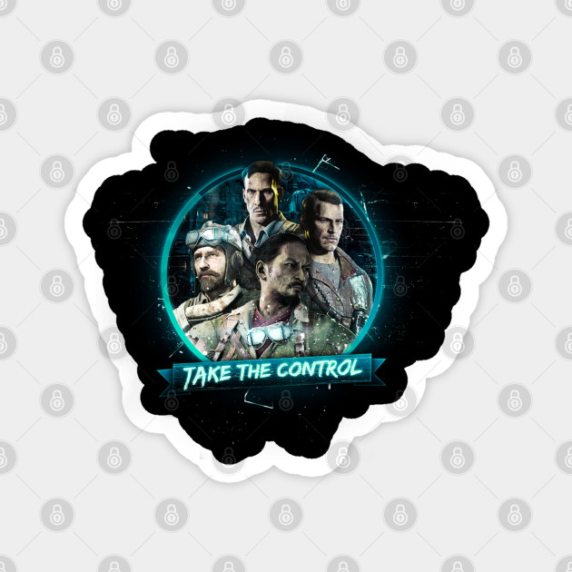 TAKE THE CONTROL - CALL OF DUTY ZOMBIES
