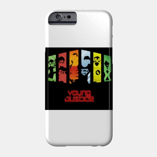 huge selection of d3c0c b201a Young Justice - Young Justice - Phone Case | TeePublic